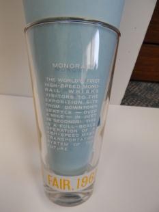 Monorail glass - 62 Seattle Fair - description side